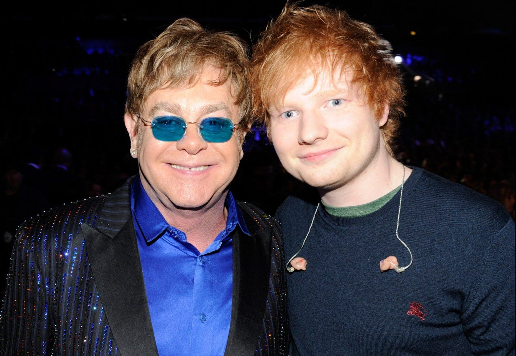 Elton John warns Ed Sheeran that people won't always like his music